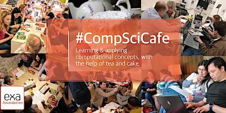 #CompSciCafe (Secondary). 8Jun20 tickets