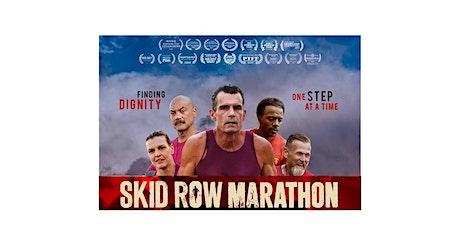Fundraiser: Skidrow Marathon Screening + Q&A with Judge Mitchell tickets