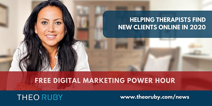 Power Hour 8 | Helping Therapists find new clients online in 2020. image