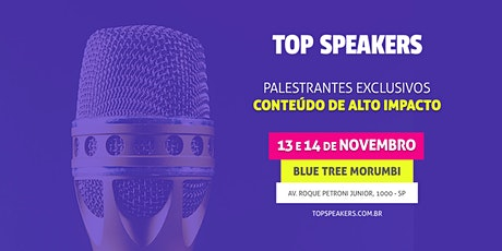 Top Speakers 2020 ingressos