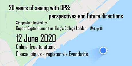 20 years of seeing with GPS: perspectives and future directions tickets