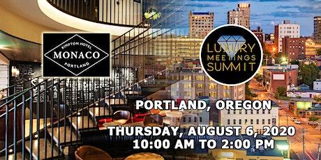Portland: Luxury Meetings Summit @ Hotel Monaco Portland tickets