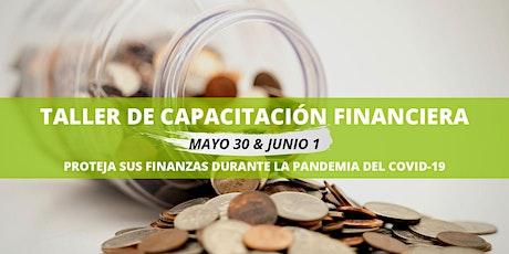 Proteja sus finanzas personales durante el COVID-19 boletos