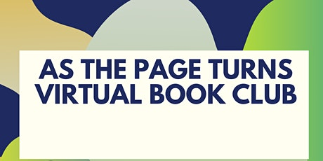 Virtual As the Page Turns Book Club Meeting tickets