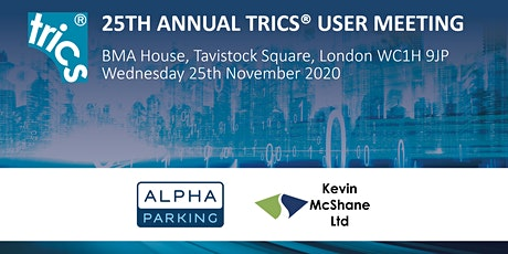 25th Annual TRICS® User Meeting tickets
