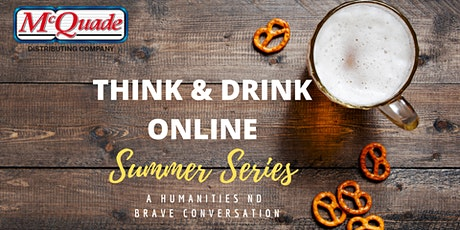 Think & Drink Online - Philosophy in a Time of Crisis tickets