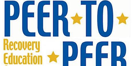 Peer to Peer June 2020 tickets