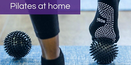 Pilates at home on Zoom - Wednesday evenings tickets