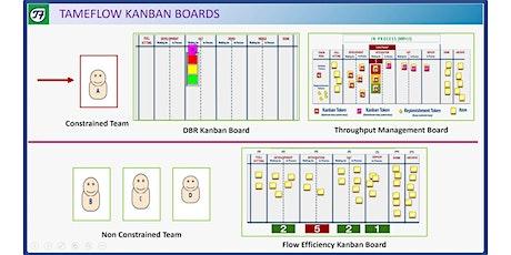 ONLINE - TB - TameFlow Kanban Boards - EDT Time - Certified Tameflow Training  tickets