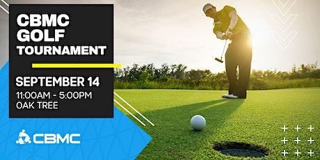CBMC Invitational Golf Tournament tickets