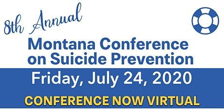 2020 Montana Conference on Suicide Prevention tickets