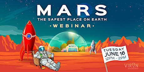MARS, the safest place on Earth tickets