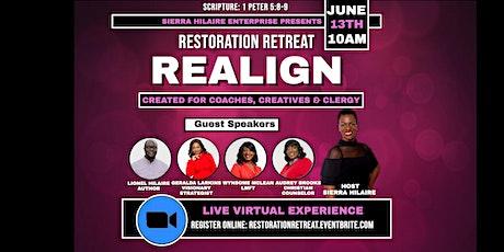 "Restoration Retreat ""REALIGN"" tickets"