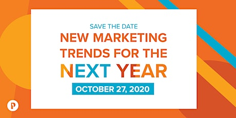 New Marketing Trends For The Next Year tickets