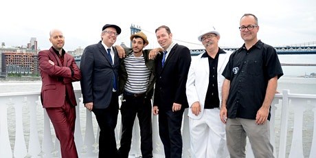 The Slackers with The Aggrolites (POSTPONED) tickets