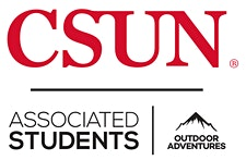 CSUN Outdoor Adventures logo