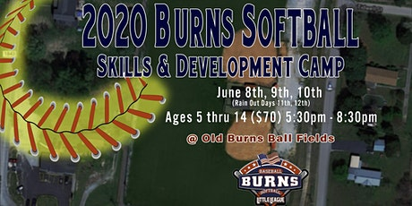 2020 Burns Softball Skills and Development Camp tickets
