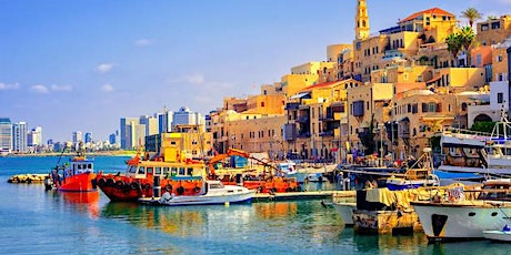 Virtual Tour of Tel Aviv and Yafo tickets