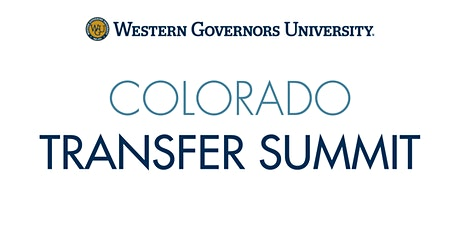 Colorado Transfer Summit tickets