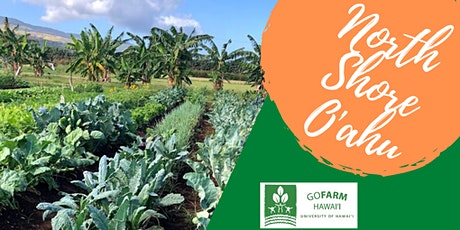 GoFarm Hawai'i @ North Shore (Oahu) AgCurious  entradas
