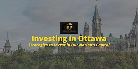 Investing in Ottawa - Strategies to Invest in Our Nation's Capital biglietti