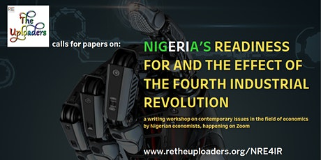 Nigeria's Readiness for and the Effect of the Fourth Industrial Revolution tickets