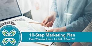 10-Step Marketing Plan | Free Webinar
