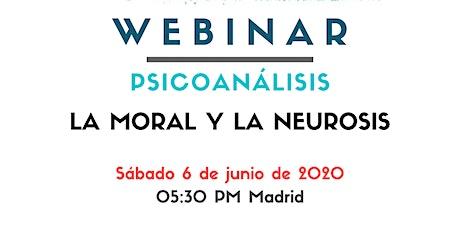 Webinar Gratuito de Psicoanálisis biglietti