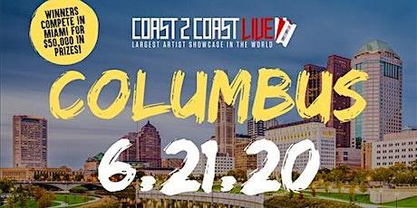 Coast 2 Coast LIVE Showcase Columbus - Artists Win $50K In Prizes tickets