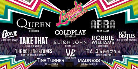 The Legends Festival  - Orsett Showground, Essex tickets