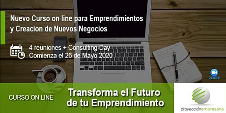 TRANSFORMA EL FUTURO DE TU EMPRENDIMIENTO boletos