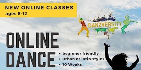 Danzversity Online Classes tickets