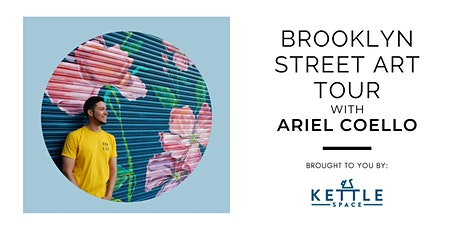 Brooklyn Street Art Tour with Ariel Coello tickets