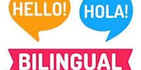 Bilingue - Bilingual Book Club - Rediscovered Books tickets