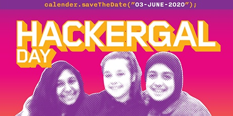 HACKERGAL DAY: Streaming live across Canada! tickets