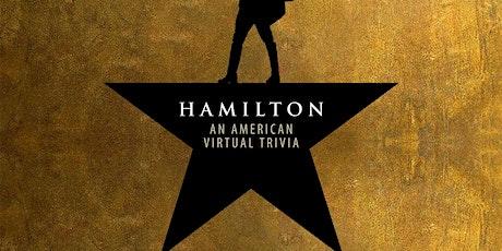 Hamilton Trivia Live-Stream tickets