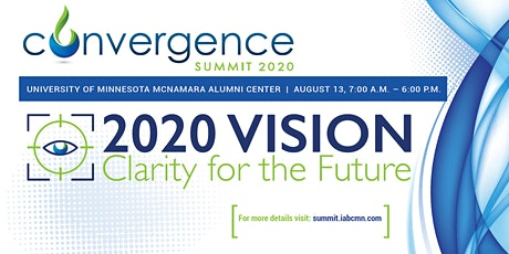 CONVERGENCE Summit 2020 tickets