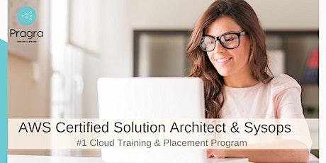 AWS Cloud - Start Your Career in Cloud - CSAA - FREE 1 WEEK Online tickets