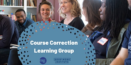 Course Correction Learning Group tickets