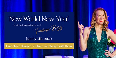 New World New You!! tickets