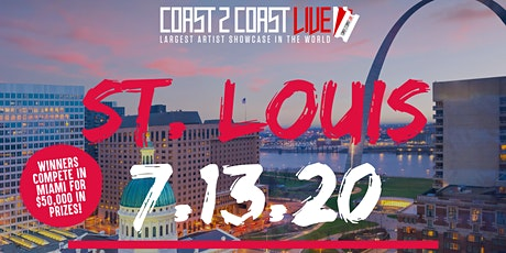 Coast 2 Coast LIVE Showcase St. Louis - Artists Win $50K In Prizes tickets