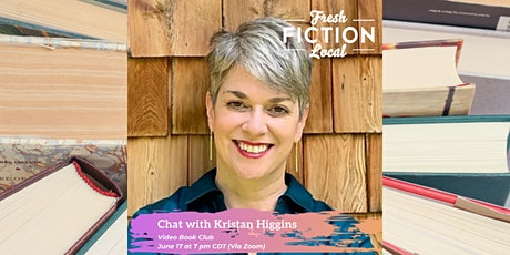 Video Book Club with Author Kristan Higgins tickets