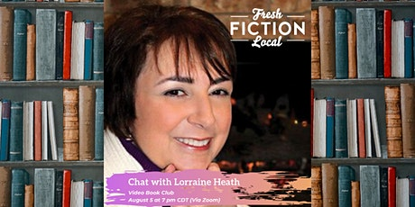 Video Book Club with Author Lorraine Heath tickets