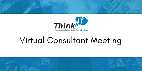 York Solutions Virtual Consultant Meeting tickets