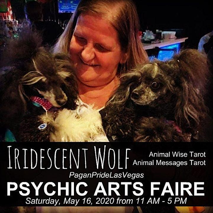 Virtual Psychic Arts Faire Fundraiser to Benefit PPLVP image