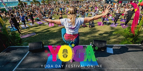 Yoga Day Festival Live tickets