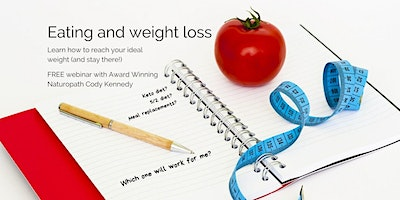 Eating and Weight Loss- WEBINAR