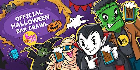 Official Halloween Bar Crawl | Norfolk, VA - Bar Crawl LIVE! tickets