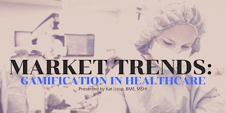 ONLINE MINDSHOP™| Current Market Trends in Gamifying Healthcare ingressos