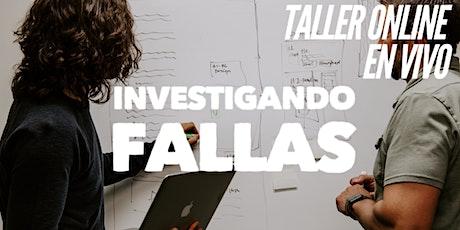 Investigación de Fallas y No Conformidades: Conociendo el Sistema de CAPA (Online) tickets
